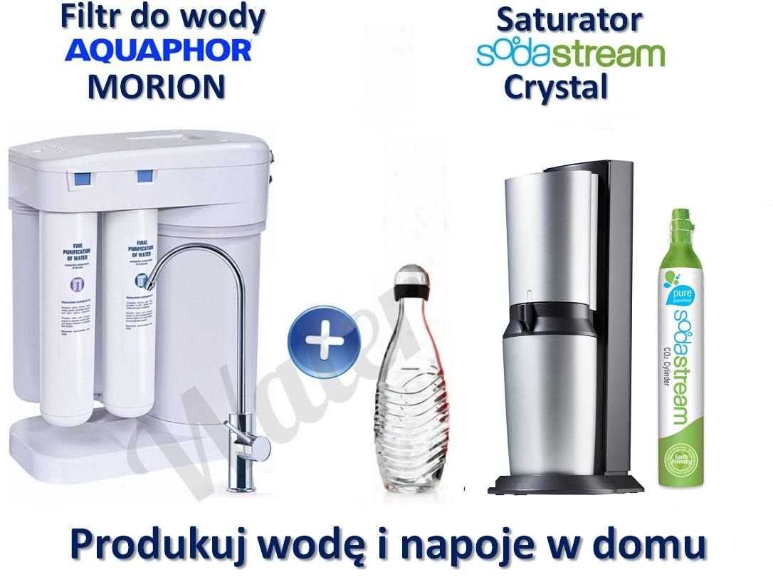 Morion, SodaStream Crystal, Water Star
