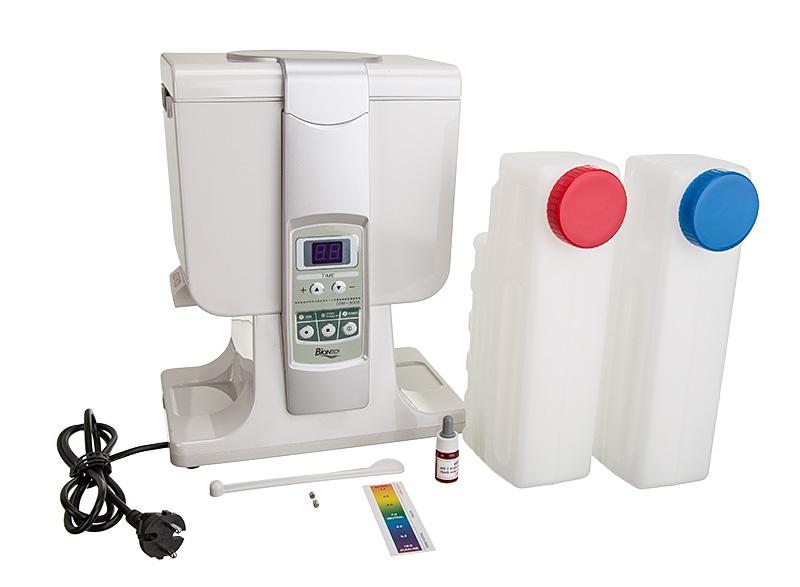 Biontech BTM 3000, jonizator wody, akcesoria, podłączenie Water Star