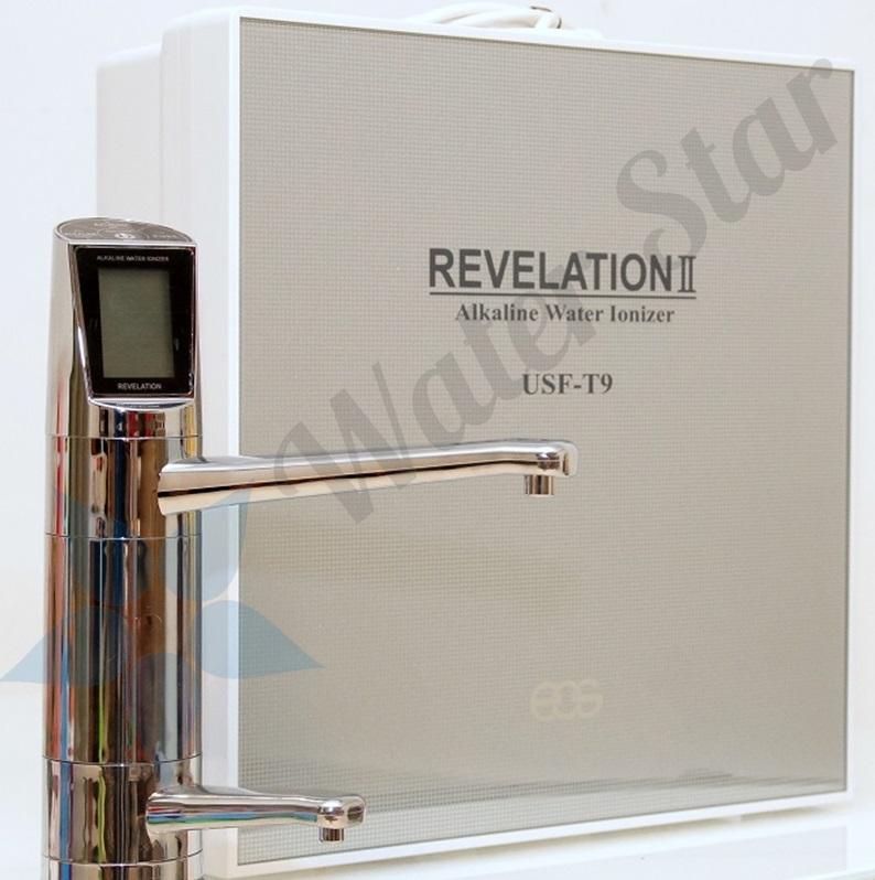 Jonizator wody podblatowy Revelation II, Woda jonizowana urządzenie, jonizacja