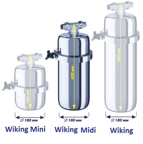 Aquaphor Wiking filtr do wody na całe mieszkanie dom, water star