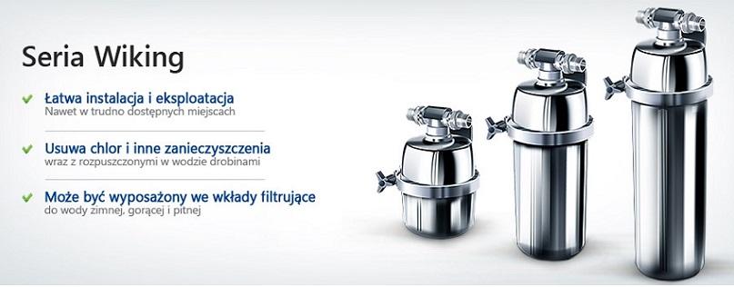 Aquaphor Wiking filtr pod zlewozmywak, filtr na cały dom Water-Star.pl