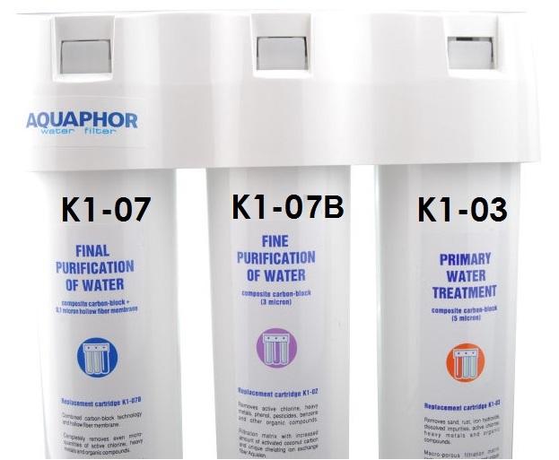 Aquaphor kryształ, filtr wody, ultrafiltracja