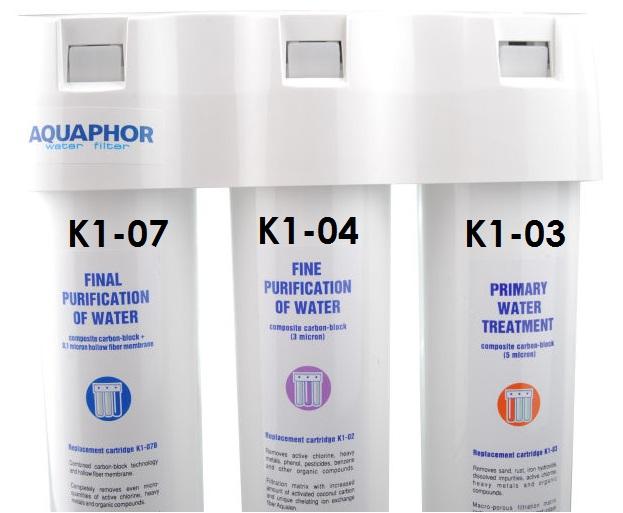 Aquaphor kryształ, filtr zmiękczający wodę