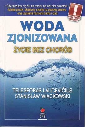 Zakwaszenie książka, woda alkaliczna książki, cud pH