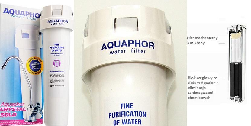 EHM 729 jonizator Aquaphor solo