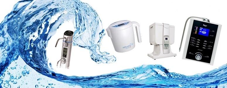 Jak dobrać jonizator wody