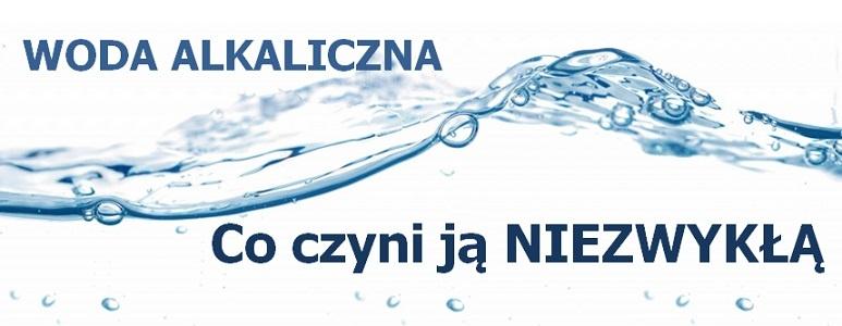5 cech wody alkalicznej, których nie ma woda mineralna