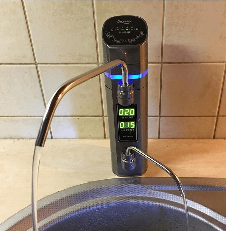 Biontech 105D instalacja nowy model cena