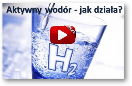 Generator aktywnego wodoru ORP jonizator wody wykład jak działa