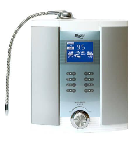 Biontech BTM 101S 9 płyt Ultimate Aquator jonizator wody woda alkaliczna  kangen redox red-ox