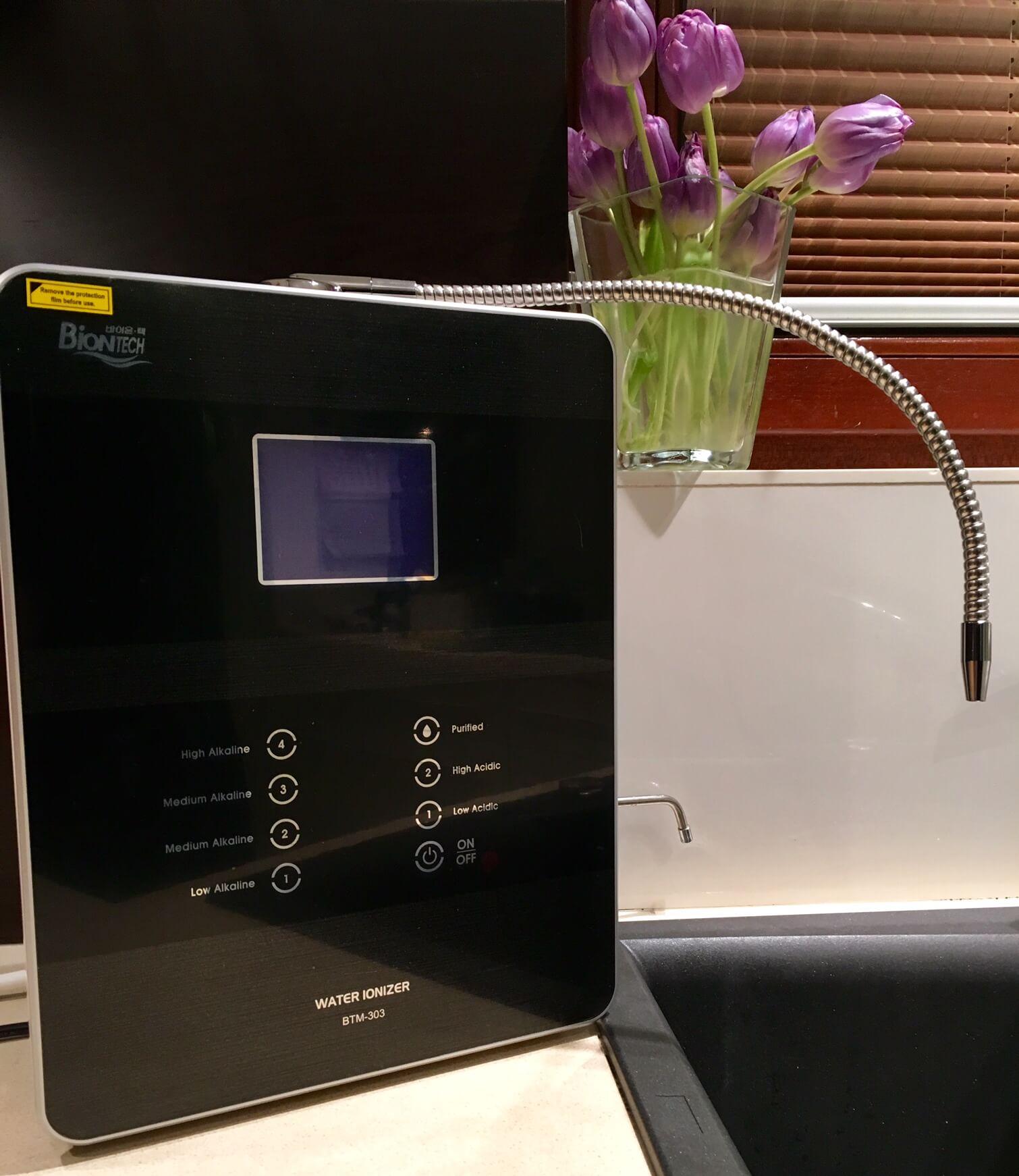 Jonizator wody Biontech btm 303