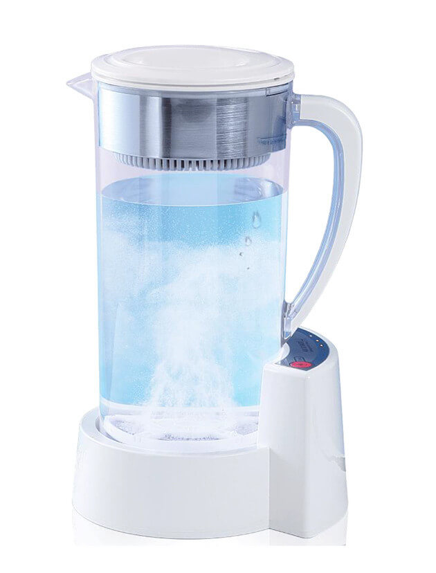 Arui Ellaim Hendy generator wodoru jonizator wody H2 maker redox