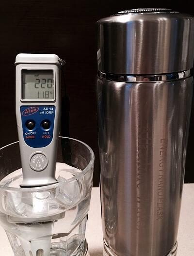 ORP Alkalaine Water Flask Bidon alkaliczny alkalizator wody jonizator wody