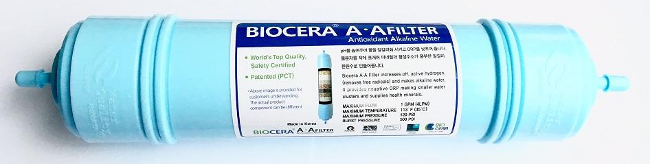 Wkład jonizujacy Biocera jonizator wody
