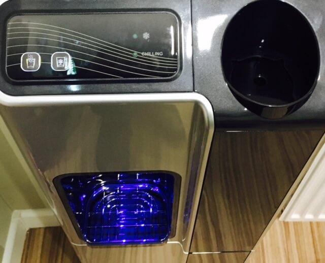 Dystrybutor filtracyjny Bonnie water Star podświetlanie