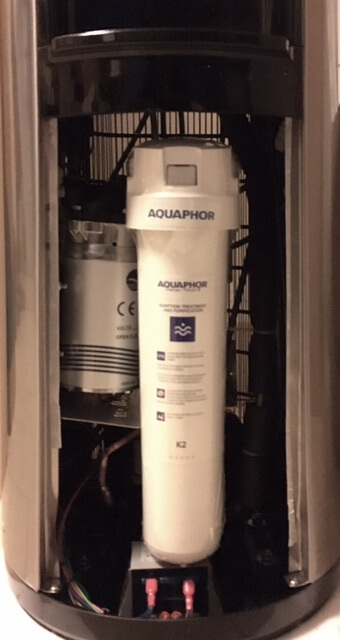 Wkłady filtrujące dystrybutor wody