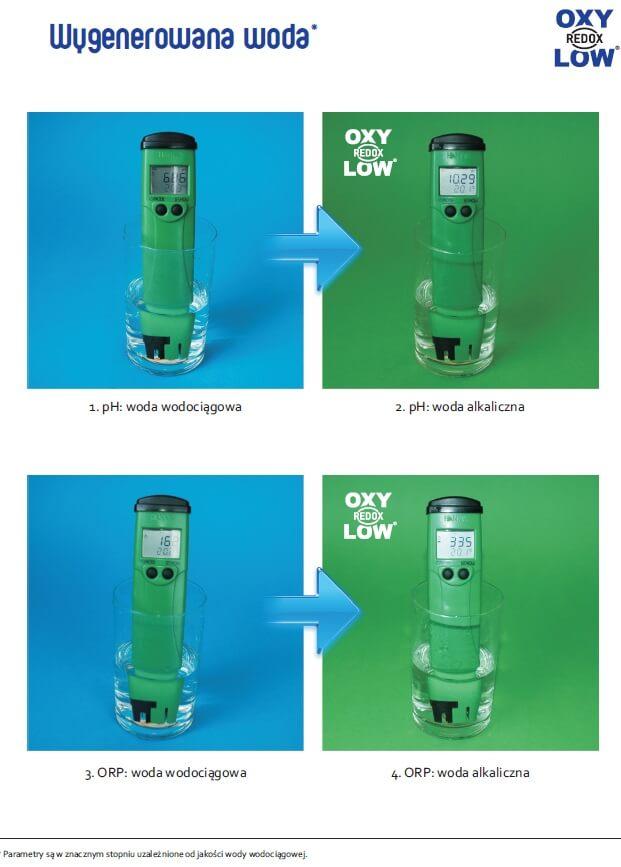 Oxy Redox filtr jonizator wody