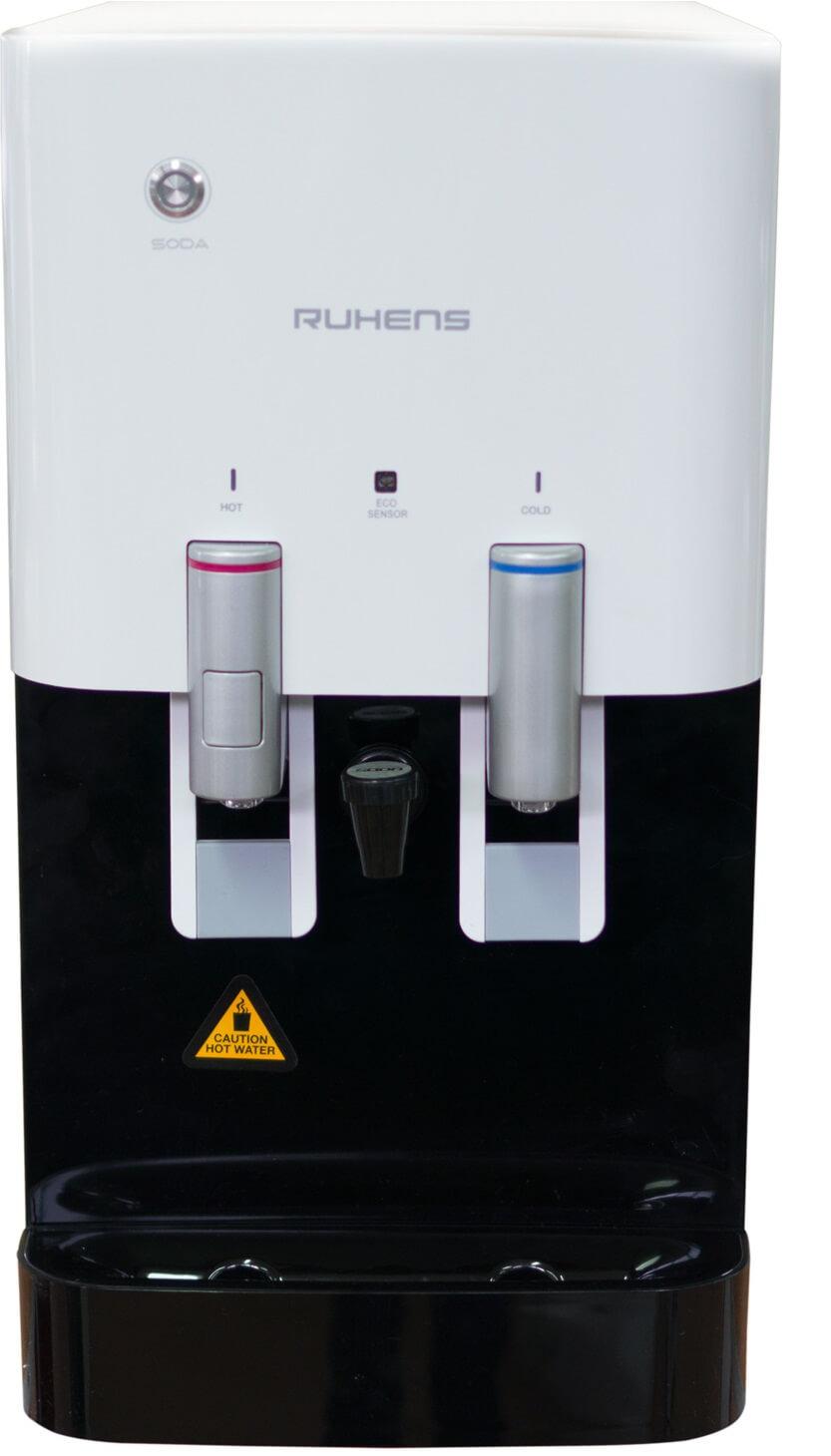 Dystrybutor do wody bezbutlowy, filtrujący Waterpia