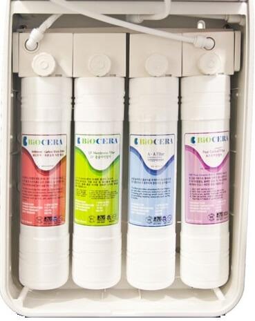 Filtr jonizator wody Biocera AA wklady