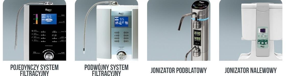 Jonizatory Biontech