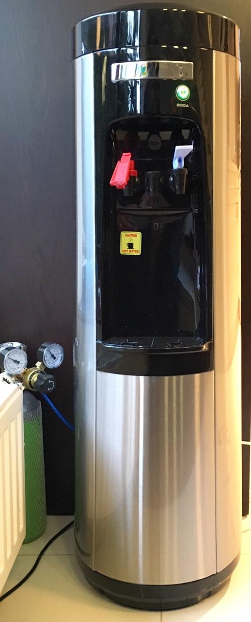 Dystrybutor filtrujący do wody HC66L