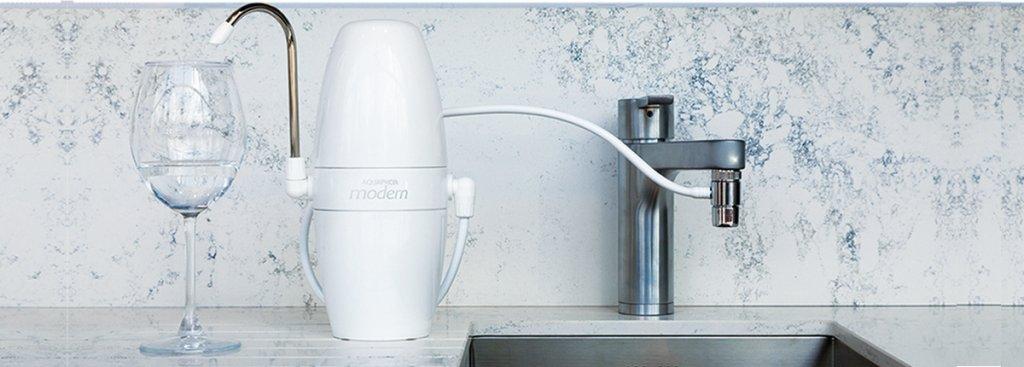Aquaphor modern filtr nablatowy, filtr do jonizatora wody