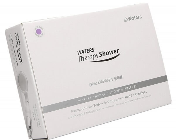 Whaters Therapy shower, filtr prysznicowy