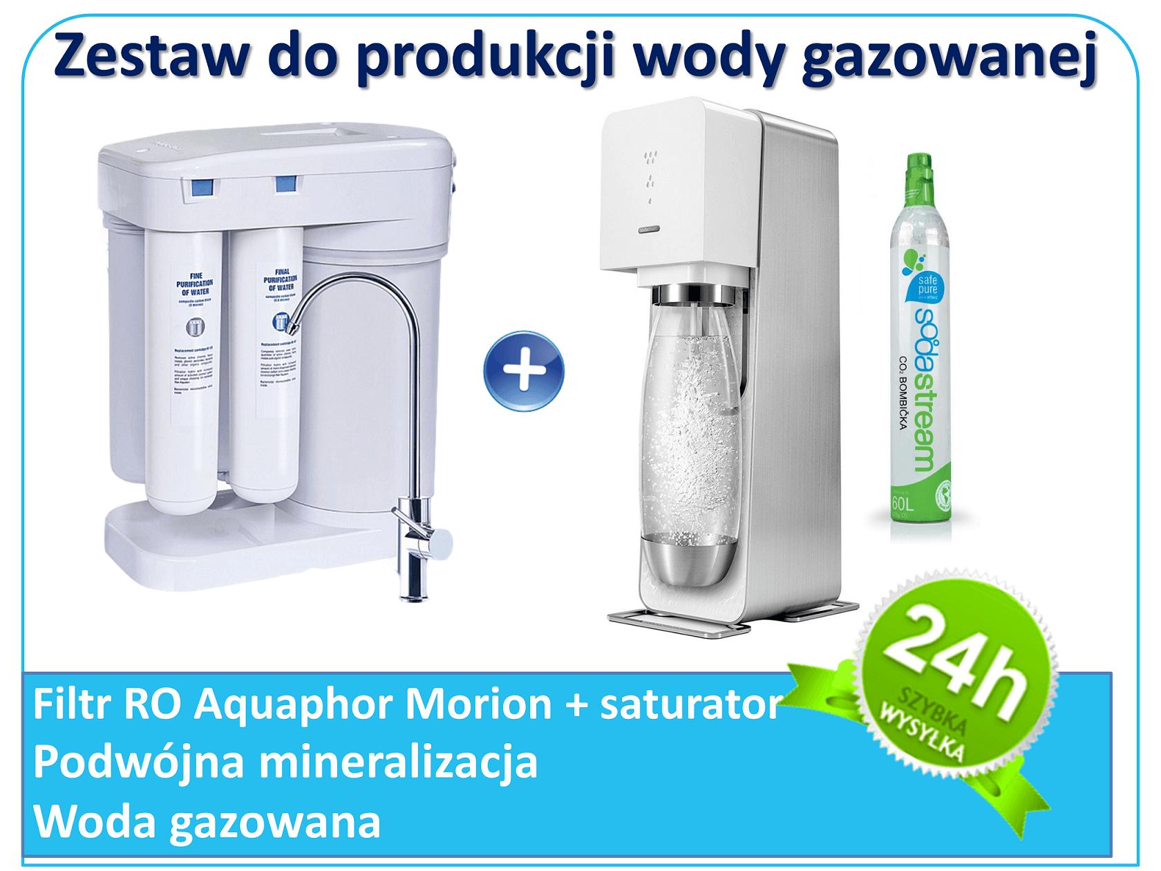 Sodastream morion